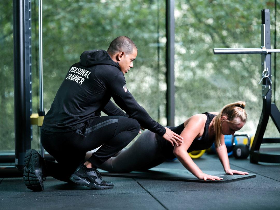 Personal Trainer Rotterdam Denley Felisie